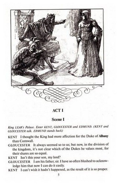 the important role of kent the fool and cornwall in the play king lear by william shakespeare The fool assumes the role of protector to lear when cordelia is banished earl of gloucester lear's cohort and loyal friend gloucester is a foolish old man whose inability to see the truth in his youngest son's words parallels lear's own difficulties with goneril and regan.