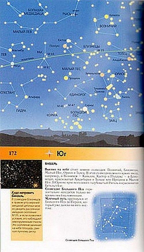 Созвездия. Иллюстрированный путеводитель - Михаэль Фогель (книга)