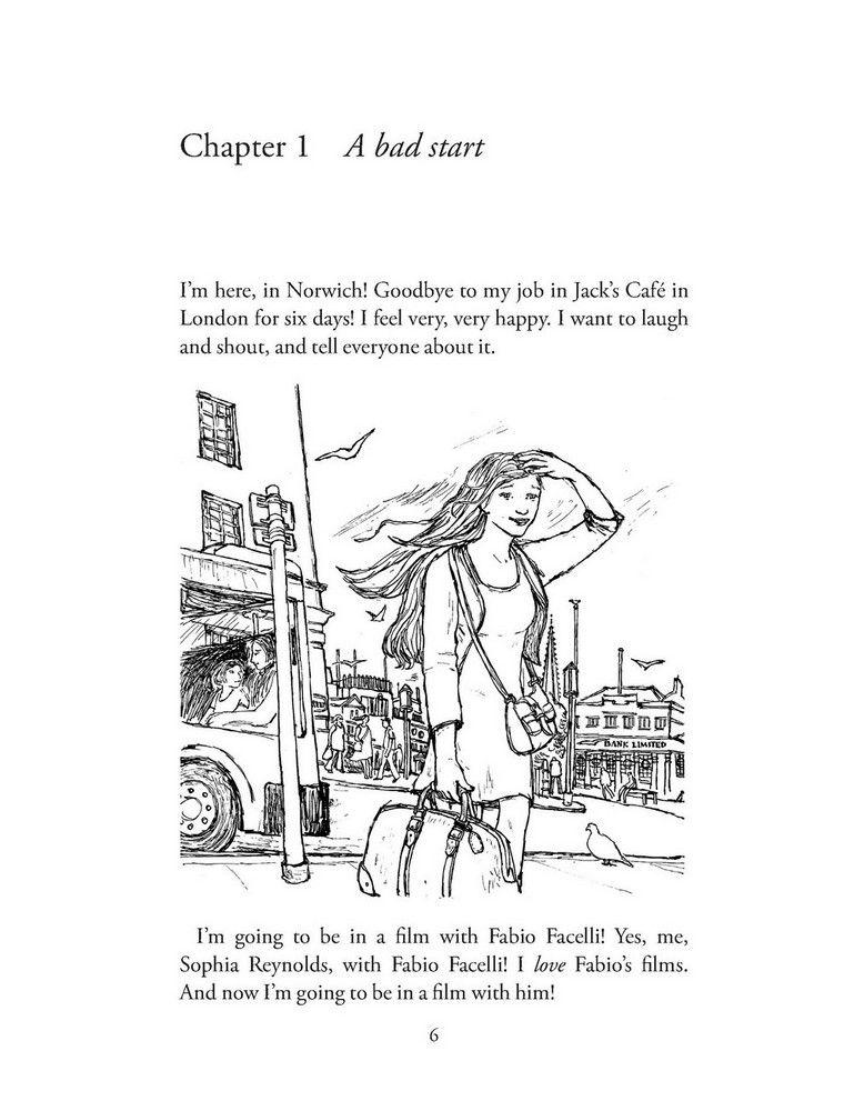 Cambridge English Readers St Big Hair Day - Margaret Johnson (книга)