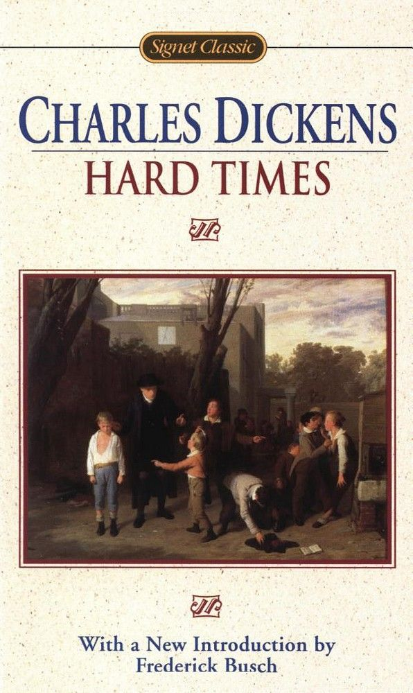a review of hard times a book by charles dickens