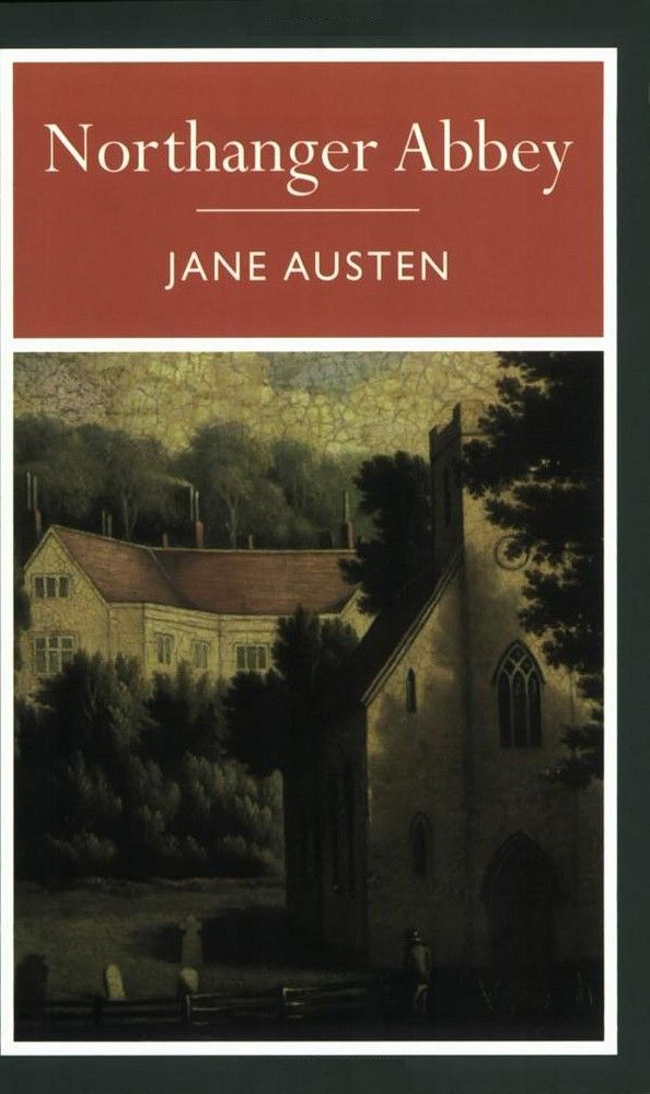 an evaluation of the extent of gothic atmosphere in chapter 21 of the novel northanger abbey by jane
