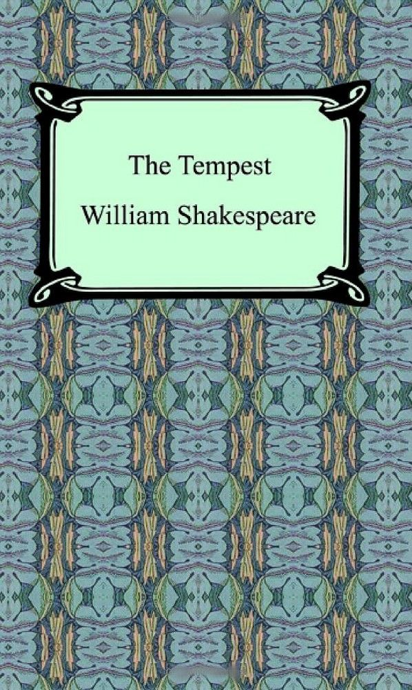 a character analysis of caliban and the theme of slavery in the tempest by william shakespeare Complete list of in william shakespeare's the tempest the tempest | characters share caliban: caliban, slave of prospero.