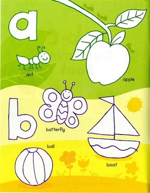 ABC Sticker Book - Stacey Lamb (книга)