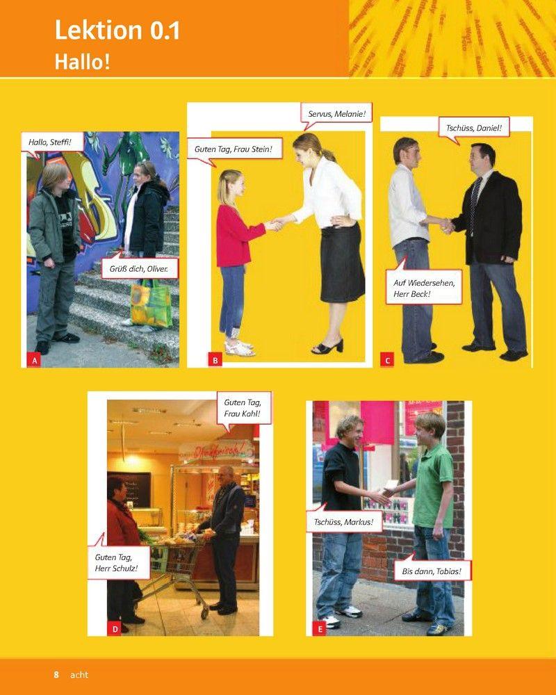 Раrallelen 5. Lehrbuch mit Audio-CD.  Підручник для 5 класу ЗНЗ (1 рік навчання, 2 іноземна мова) (учебник) -  (Book + cd)