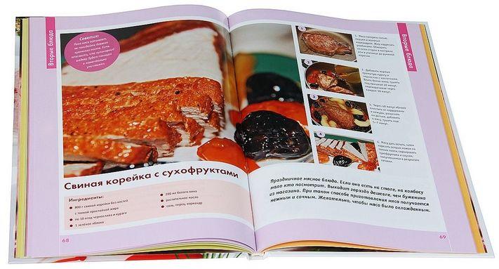 Рецепты для стряпухи