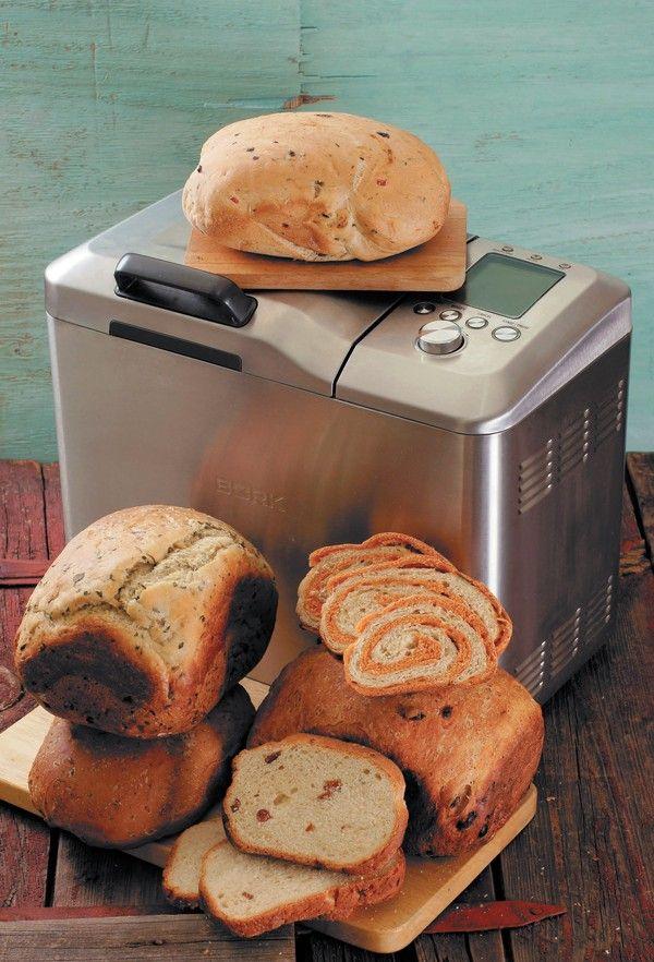 Домашний хлеб. Выпекаем в хлебопечке -  (книга)