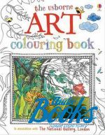 Сара Курто - Art Colouring book with stickers ()