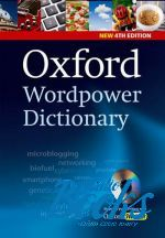 Виктория Булл - Oxford Wordpower Dictionary, 4 Edition with CD-ROM ()