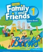 Jenny Quintana, Tamzin Thompson, Naomi Simmons - Family and Friends 1, Second Edition: Class Book with MultiROM ( ()