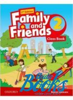Jenny Quintana, Tamzin Thompson, Naomi Simmons - Family and Friends 2, Second Edition: Class Book with MultiROM ( ()