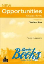 Michael Harris, Дэвид Мовер, Анна Сикоржинска - New Opportunities Beginner: Teacher's Book Pack with Test Master ()