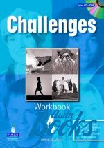 Challenges 4 Workbook with CD-ROM Pack (тетрадь / зошит) ()