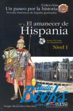 Sanchez - El amanecer de Hispania + CD Nivel 1 ()