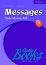 Meredith Levy, Miles Craven, Noel Goodey - Messages 3 Teacher's Resource Pack ()