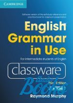 Murphy - English Grammar in Use 3 Edition Classware Class CD ()