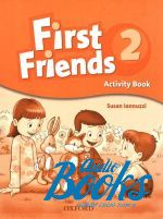 Susan Iannuzzi - First Friends 2 Activity Book (тетрадь / зошит) ()
