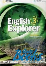 Stephenson Helen - English Explorer 3 WorkBook with CD ()