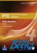 Susan Davies - PTE Test of English General Skills Booster 4 Teacher's Book Pack ()
