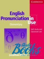 Jonathan Marks - English Pronunciation in Use Elementary Book with Audio CD ()