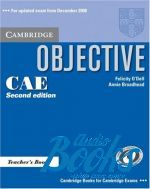 Felicity O`Dell, Annie Broadhead - Objective CAE Teachers Book 2ed ()