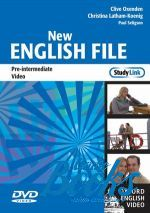 Clive Oxenden - New English File Study Link Pre-Intermediate: DVD (1) ()