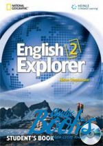 Stephenson Helen - English Explorer 2 Student's Book with Multi-ROM ()