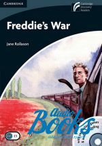 Jane Rollason - Cambridge Discovery Readers 6 Freddies War: Book with CD-ROM and ()