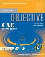 Felicity O`Dell - Objective CAE Self-study Students Book 2ed ()