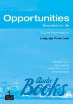 Анна Сикоржинска, Дэвид Мовер, Michael Harris - New Opportunities Upper-Intermediate: Language Powerbook (тетрад ()