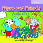 Claire Selby - Hippo and Friends 1 Audio CD ()