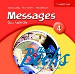 Meredith Levy, Miles Craven, Noel Goodey - Messages 4 Class Audio CDs (2) ()
