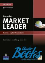 David Cotton - Market Leader Intermediate 3 Edition Coursebook with DVD-Rom Pac ()