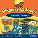 Andrew Littlejohn, Diana Hicks - Primary Colours 5 Class Audio CDs ()