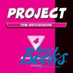 Tom Hutchinson - Project 4 Class Audio CD (2) ()