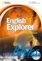 Stephenson Helen - English Explorer 4 WorkBook with CD ()
