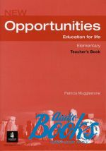 Дэвид Мовер, Анна Сикоржинска, Michael Harris - New Opportunities Elementary: Teacher's Book Pack with Test Mast ()