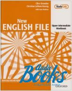 Clive Oxenden - New English File Upper-Intermediate: Workbook with Answer Bookle ()