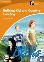 Louise Clover - CDR 4 Bullring Kid Book with CD-ROM and Audio CD Pack ()