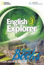 Stephenson Helen - English Explorer 3 Teacher's Resource Book ()