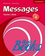 Meredith Levy, Miles Craven, Noel Goodey - Messages 4 Teacher's Book (книга для учителя) ()