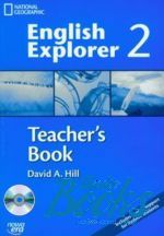 Stephenson Helen - English Explorer 2 Teacher's Book with Class Audio ()