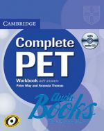 Emma Heyderman, Peter May - Complete PET: Workbook with answers and Audio CD (тетрадь / зоши ()