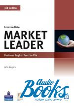 John Rogers - Market Leader 3 Edition Intermediate Practice File with Practice ()