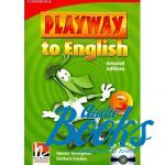 Herbert Puchta, Gunter Gerngross - Playway to English 3 Second Edition: Activity Book with CD-ROM ( ()