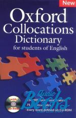 Colin Mcintosh - Oxford Collocations Dictionary 2 ED with CD-ROM ()