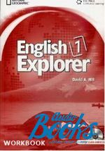 Stephenson Helen - English Explorer 1 WorkBook with CD ()