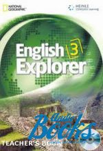 Stephenson Helen - English Explorer 3 Teacher's Book with Class Audio ()