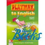 Herbert Puchta, Gunter Gerngross - Playway to English 3 Second Edition: Pupil's Book (учебник / під ()