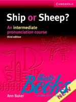 Ann Baker - Ship or Sheep? Intermediate Book with Audio CD ()