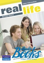 Peter Moor, Sarah Cunningham - Real Life Upper Intermediate Active Teach ()